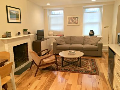 Photo for Capitol Hill-best location, blocks from Capitol, private entrance & patio