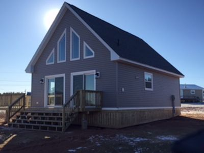 Photo for Bradley's Ocean Front Cottage in Savage Harbour, PEI