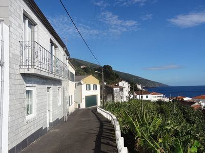 Photo for FH with fantastic views over the Atlantic Ocean and the village of Santa Cruz