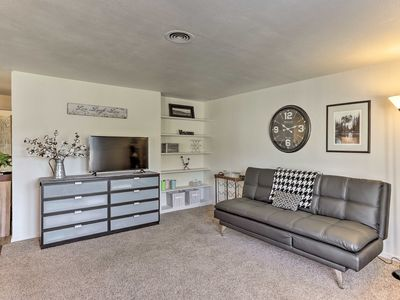 Photo for NEW! Rapid City Apt - Walk DT - 30 Min to Rushmore