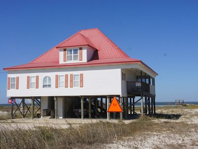 Photo for Fish Tales - Boat Dock! 2 King Masters. Jacuzzi Tub. Private Beach. Pet Friendly