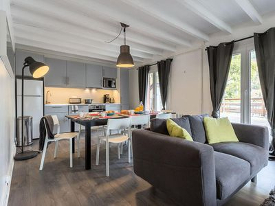 Photo for Résidence Les Elfes - 4 room flat for 8 people