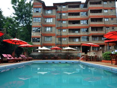 Photo for Have a super day in the city and return to PrideInn Lantana furnished suites