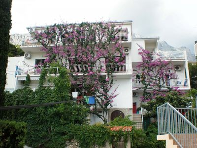 Photo for 1BR Apartment Vacation Rental in Baska Voda