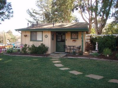Photo for Cozy Guest Cottage in Santa Ynez Township
