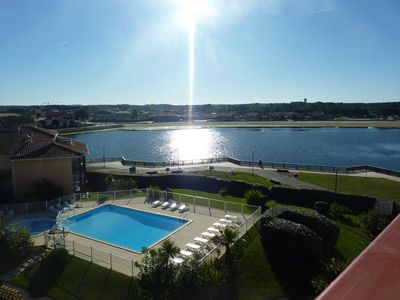 Photo for 2BR Apartment Vacation Rental in VIEUX BOUCAU