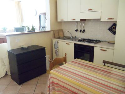 Photo for 1BR Apartment Vacation Rental in Cattolica, Emilia-Romagna