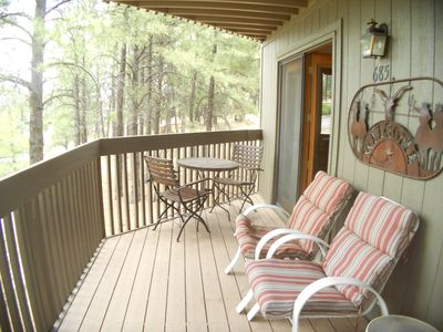 Photo for country club condo flagstaff