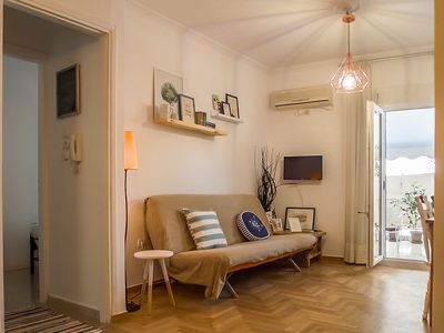 Photo for Near the city center and convenient to reach the main city's attractions-4 persons apartment