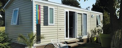 Photo for Camping L'Océan ***** - Mobile home Duo 3 Rooms 4 People