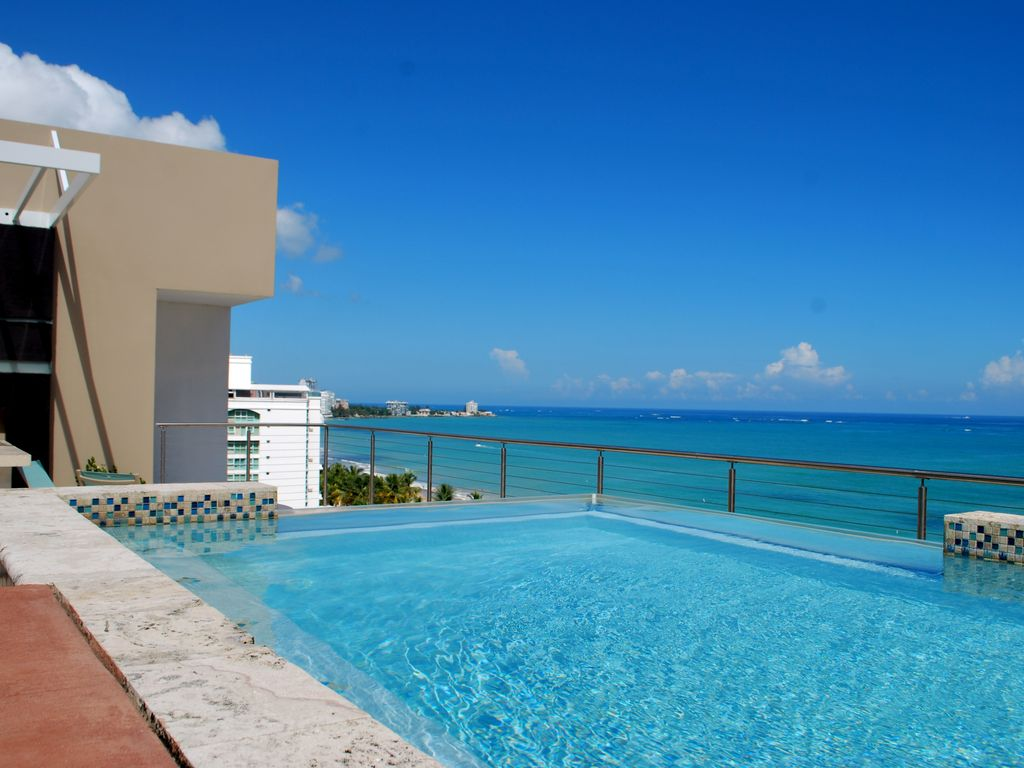 Stunning luxury beach front Sub Penthouse. ... - HomeAway