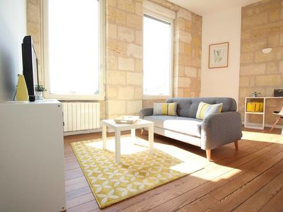 Photo for Cosy apartment next to the city center