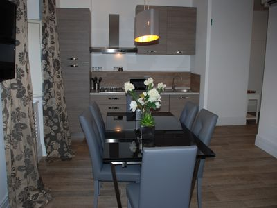 Photo for SPLENDID and LUXURIOUS APARTMENT A FEW STEPS FROM SAN PIETRO 8 PEOPLE LUXURY APARTMENT + LIVIN