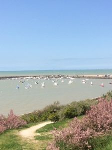 Photo for Apartment sea view in Chatelaillon beach near La Rochelle