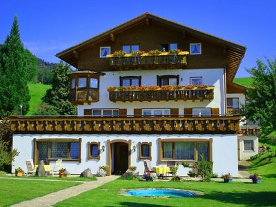 Photo for Apartment / app. for 4 guests with 50m² in Ofterschwang (117406)