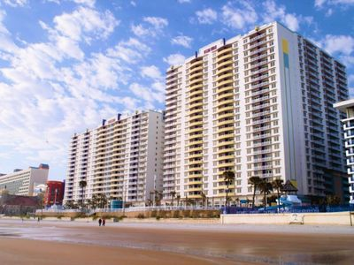Photo for Sand, sun, and fun at Wyndham Ocean Walk!