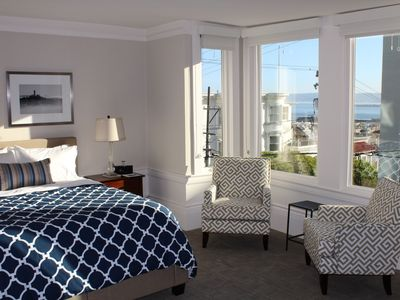 Photo for GREAT REVIEWS!!! Russian Hill Luxury Apartment