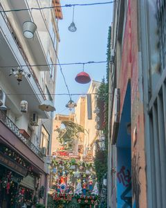 Live on one of the trendiest streets in Athens!