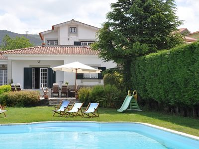 Photo for House with pool in Vila Nova de Cerveira, perfect place to rest