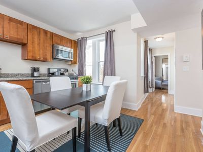 Photo for Beautiful 3 BR Apt in North End by Domio
