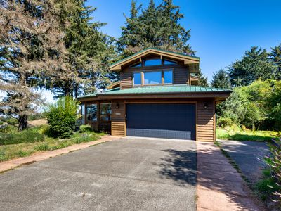 Photo for Dog-friendly Sahhali Shores home with great ocean views & private hot tub!