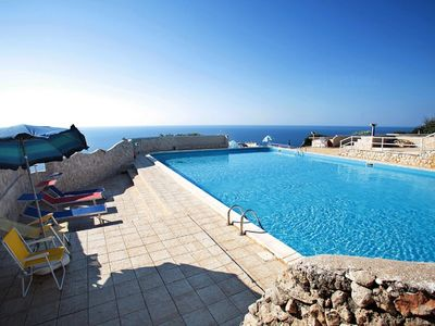 Photo for Anna  apartment in Leuca with WiFi, air conditioning & private parking.
