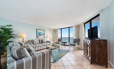 Photo for New Listing! Luxury @ the premier PCB resort! Ocean views, close to everything!