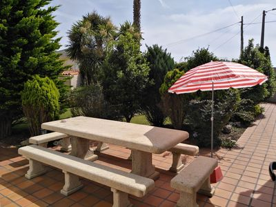 Photo for Family house, with garden, 50 m from the beach