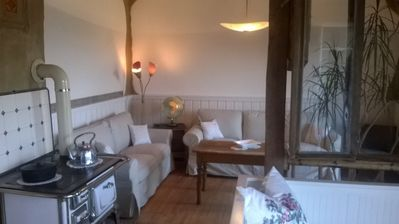 Photo for cozy, nostalgic atmosphere, newly renovated, with many great details