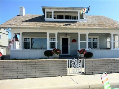 "Photo for Balboa Bay Front Bungalow, The ""Jewel"" of the Peninsula"
