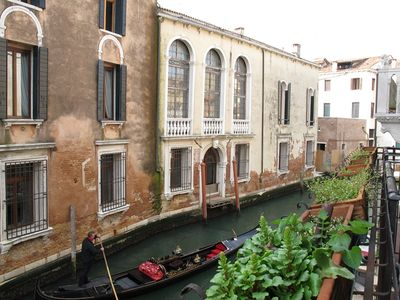 Venice San Polo with Overlooking on Grand Canal