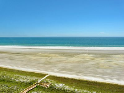 Photo for Colorful beachfront condo w/ heated pool & unmatched ocean views