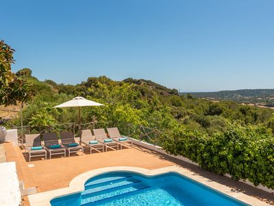 Photo for Finca BellaMirada -private pool with views, free WiFi