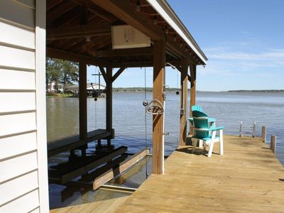 Photo for Cozy Quail Shores Lake Gaston Home