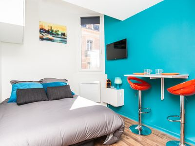 Photo for Superb studio in the Carmes