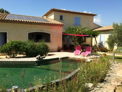 Photo for Provencal villa with swimming pool