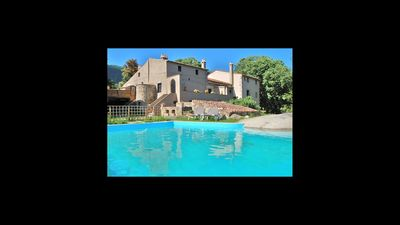 Photo for 4 bedroom Villa, sleeps 8 in Tapis with Pool and WiFi