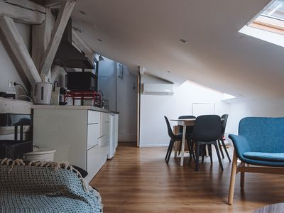 Photo for 1BR Apartment Vacation Rental in Toulouse, Midi-Pyrénées