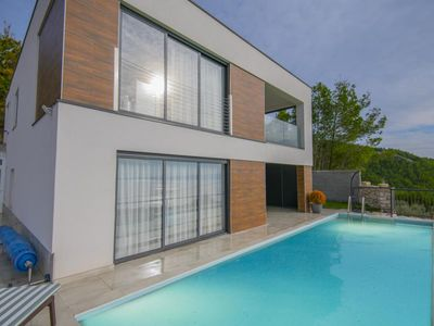 Photo for ctst258 - Luxurious villa with private pool, air condition and wi-fi, ideal for 8+2 persons in Split- Podstrana