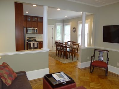 Luxury townhome in Plymouth Harbor