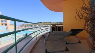 Photo for 2 Bedroom Apartment with swimming pool in Marina de Albufeira, near Old Town