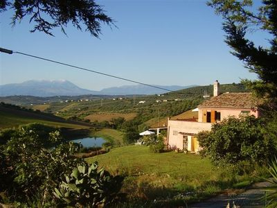 Photo for Rental Abruzzi romantic country cottage