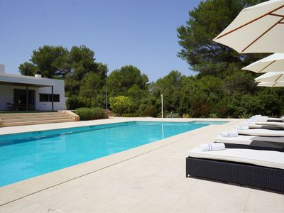 Photo for Coloma - Sant Llorenc de Balafia - Villa for 8 people in Sant Llorenç de Balafia