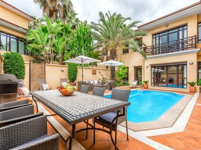 Photo for Playa Duque Marbella Villa, Sleeps 6 with Pool and Air Con