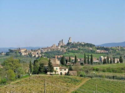 Photo for Apartment Podere Le Sodole (SGI460) in San Gimignano - 8 persons, 4 bedrooms