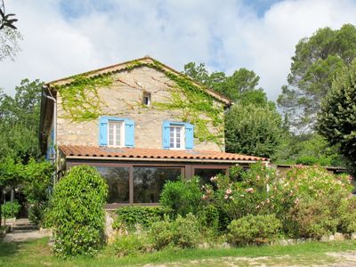 Photo for Fayence Holiday Home, Sleeps 6 with Air Con and Free WiFi