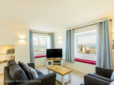 Photo for Bay View -  super luxury sea view apartment with parking & wi-fi