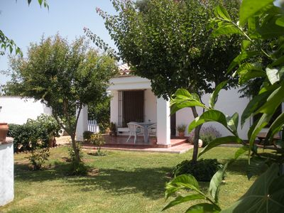 Photo for Conil-Andalusian farmhouse near the sea