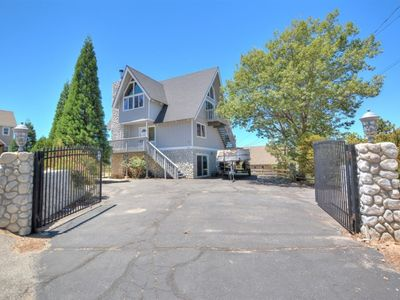 Photo for Amazing 3-Story North Lake View House on private gated lot