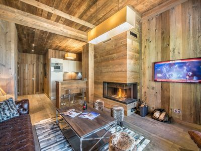 Photo for Apartment Vincent with Ski-in/Ski-out